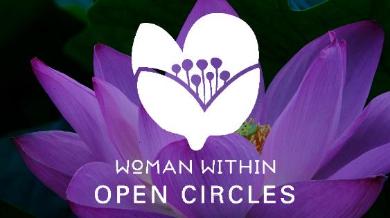 Woman Within Open Circle Berkeley